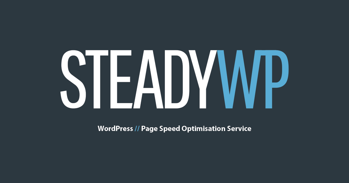 WordPress Page Speed Optimization Service