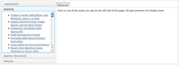 Dojo WordPress JSON