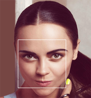 jQuery Face Detection