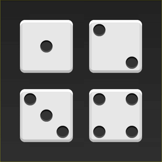 Flexbox dice