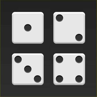 Flexbox dice