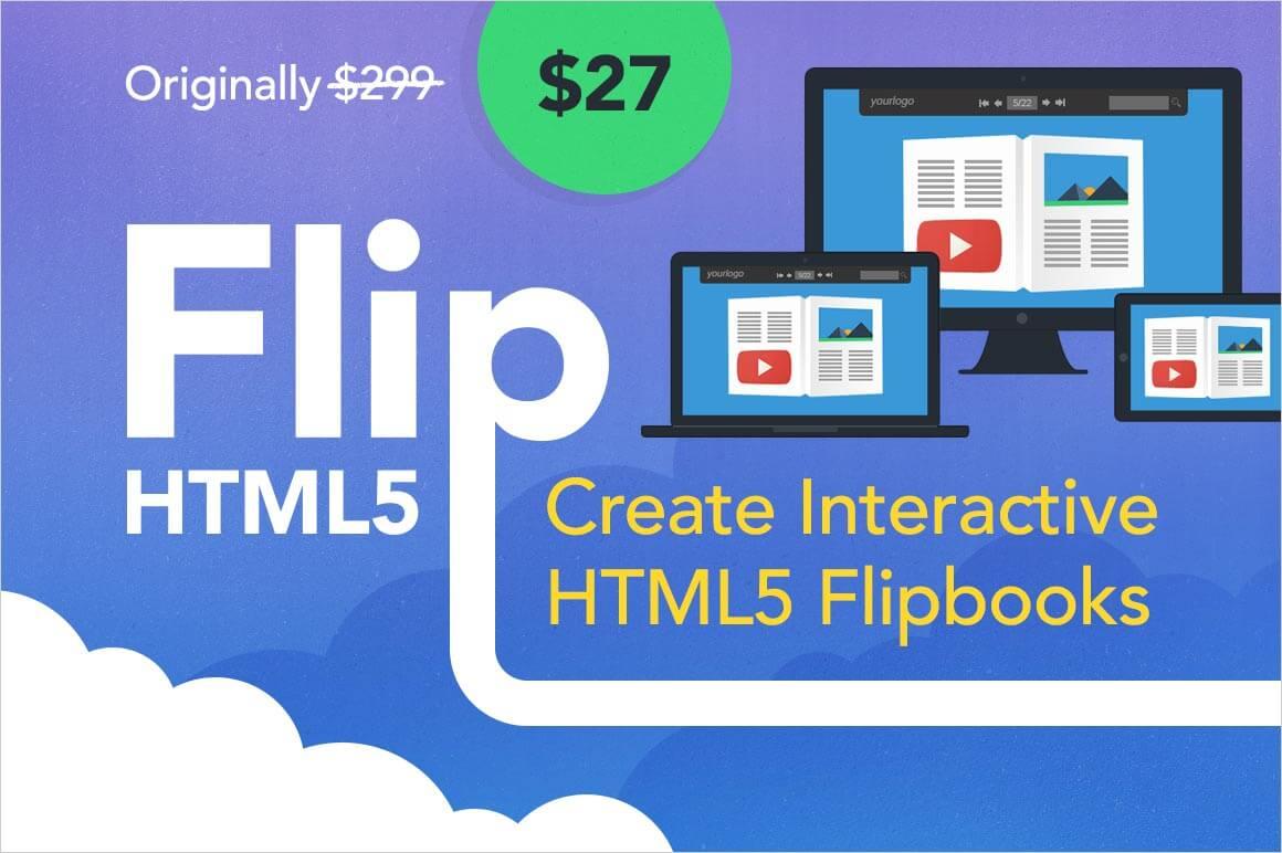Create Interactive Html5 Flipbooks With Fliphtml5