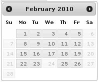 jQuery UI DatePicker: Disable Specified Days