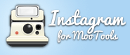 MooTools for Instagram