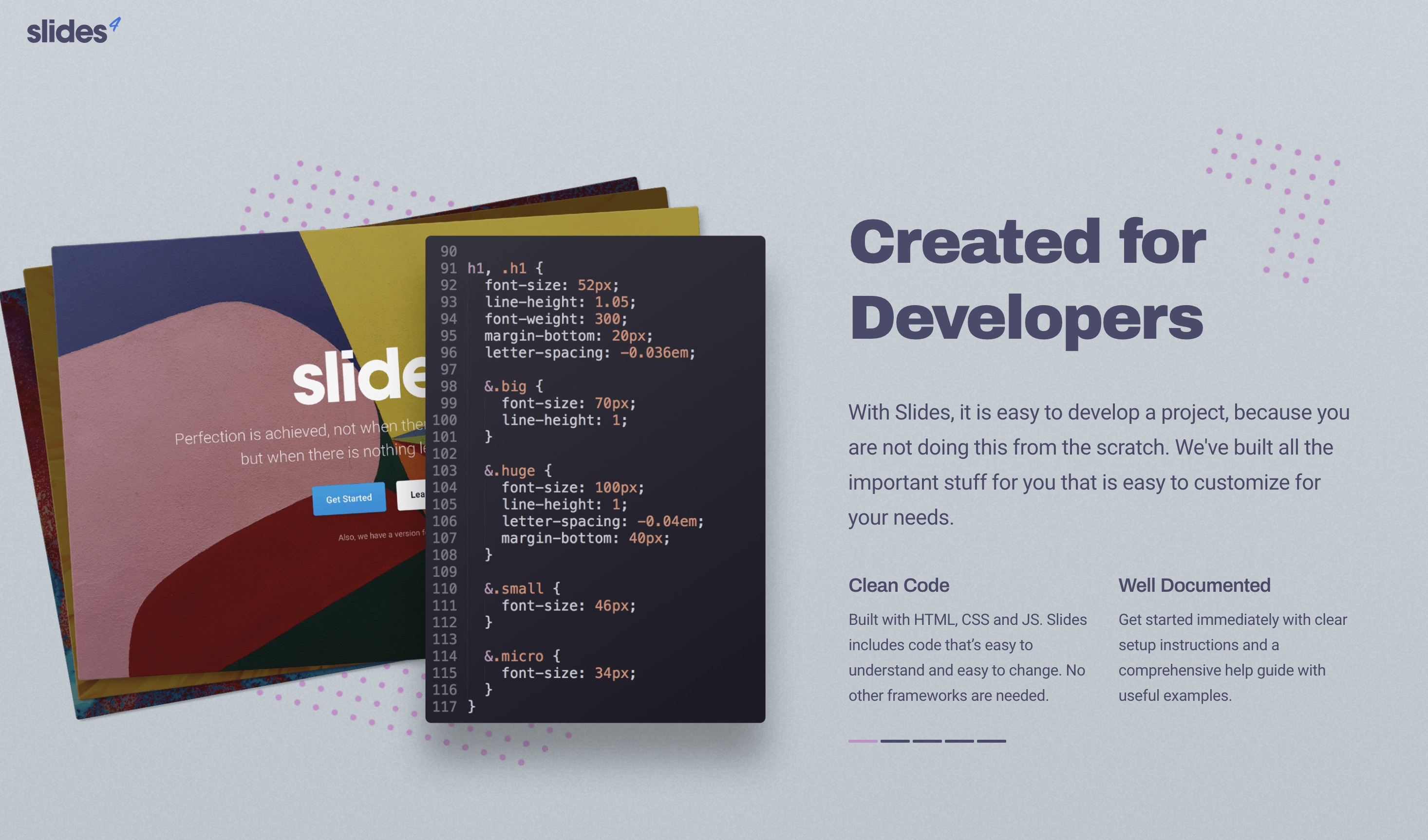Slides Review: Create Awesome Animated Websites