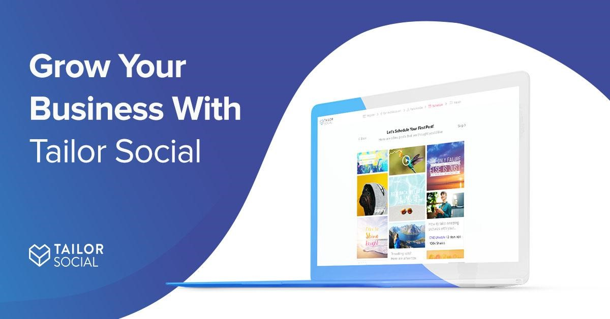 Tailor Social - The Smarter Social Media Management Tool